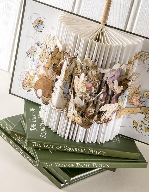 Cut and Folded book made by Creative Rascal 141031wc809167