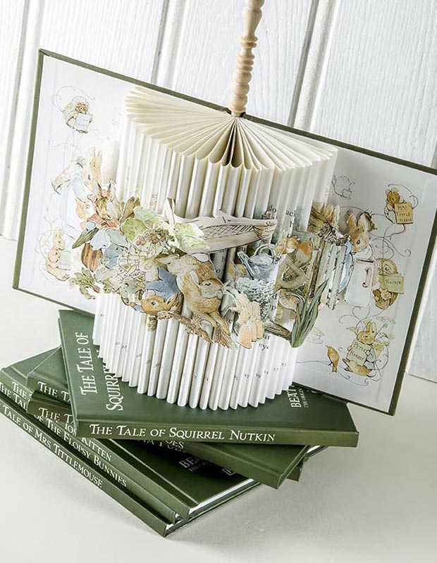 Cut and Folded book made by Creative Rascal 141031wc809169