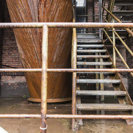 Derelict Steel Works near Dusseldorf