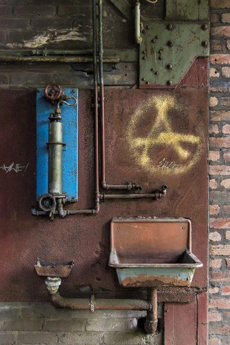 Dusseldorf Derelict Steel Works