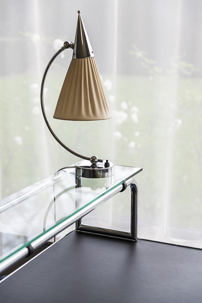 Desk Lamp in Study, Sonnefeld House Rotterdam 171118wc807586