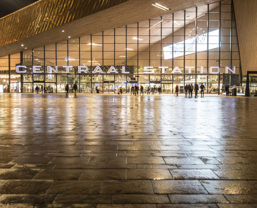 Centraal Station Rotterdam 171119wc808021
