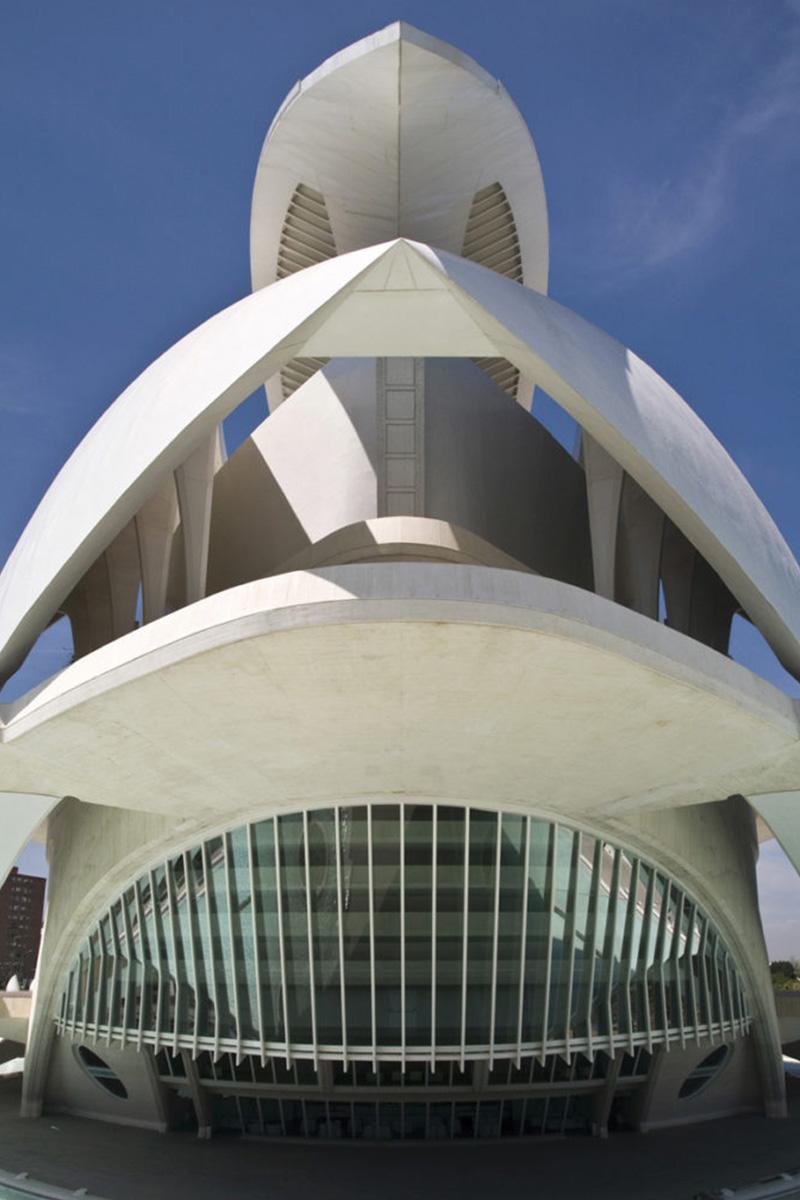 Santiago-Calatrava-Valencia-Photography