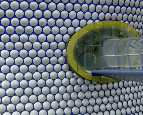 Selfridges Store in Birmingham