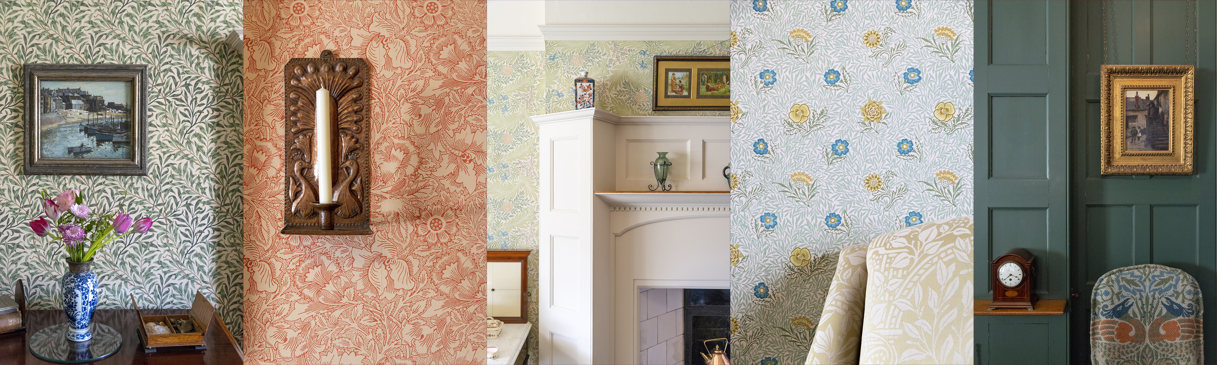 Standen House Interiors photography