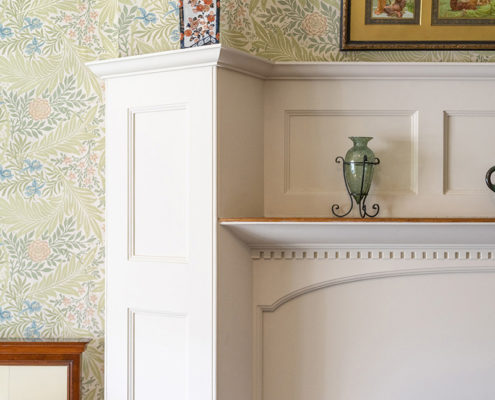 National Trust Standen Interiors Photography