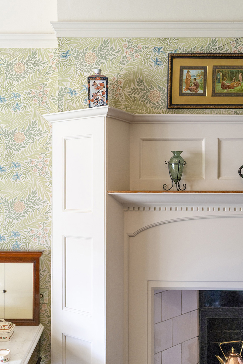 National-Trust-Standen-Interiors-Photography