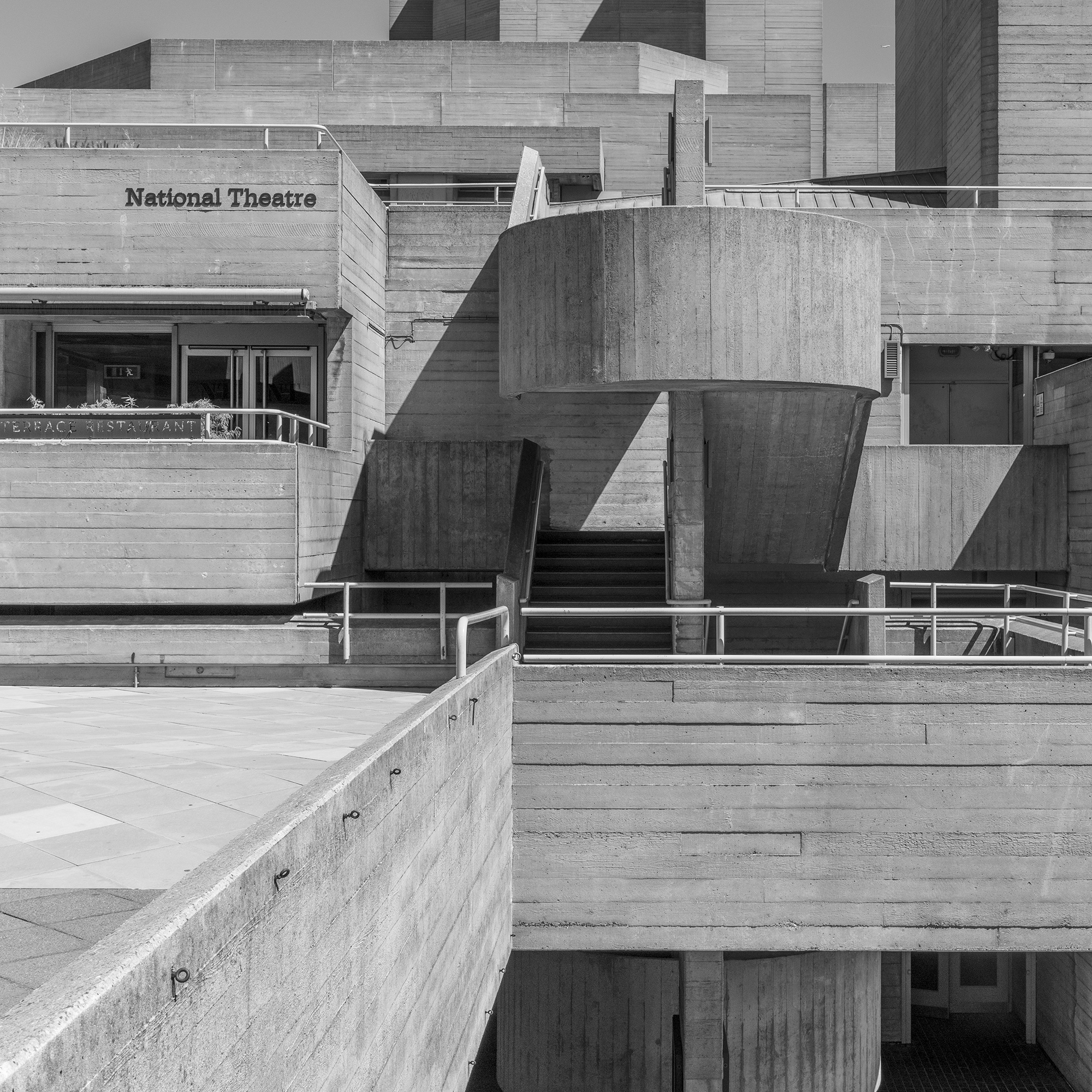 National Theatre photographed by Colin Walton at WaltonCreative.com
