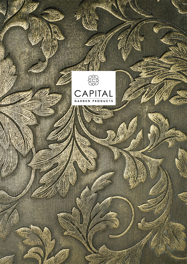 Capital Garden Products Catalogue Front Cover