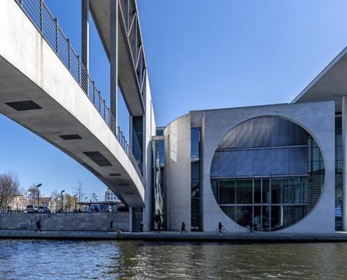 Berlin Federal Ribbon Buildings
