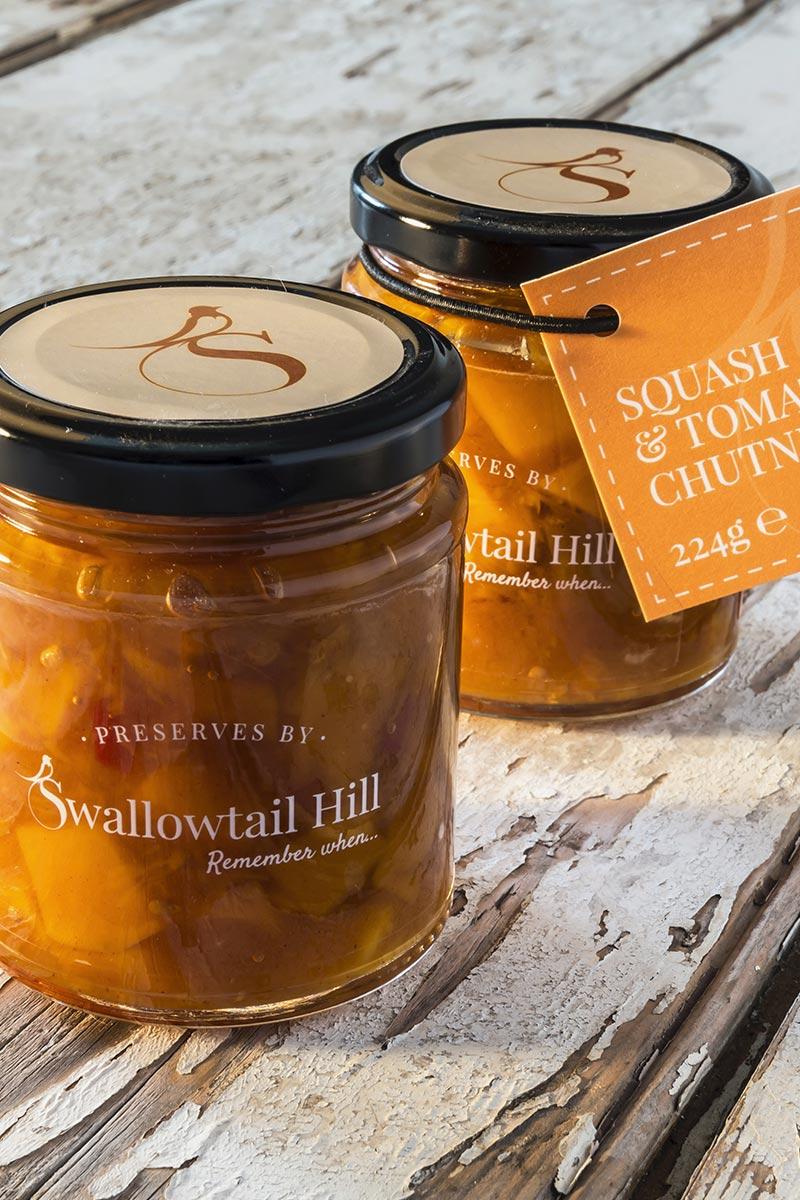 Chutney Photos for Swallowtail Hill