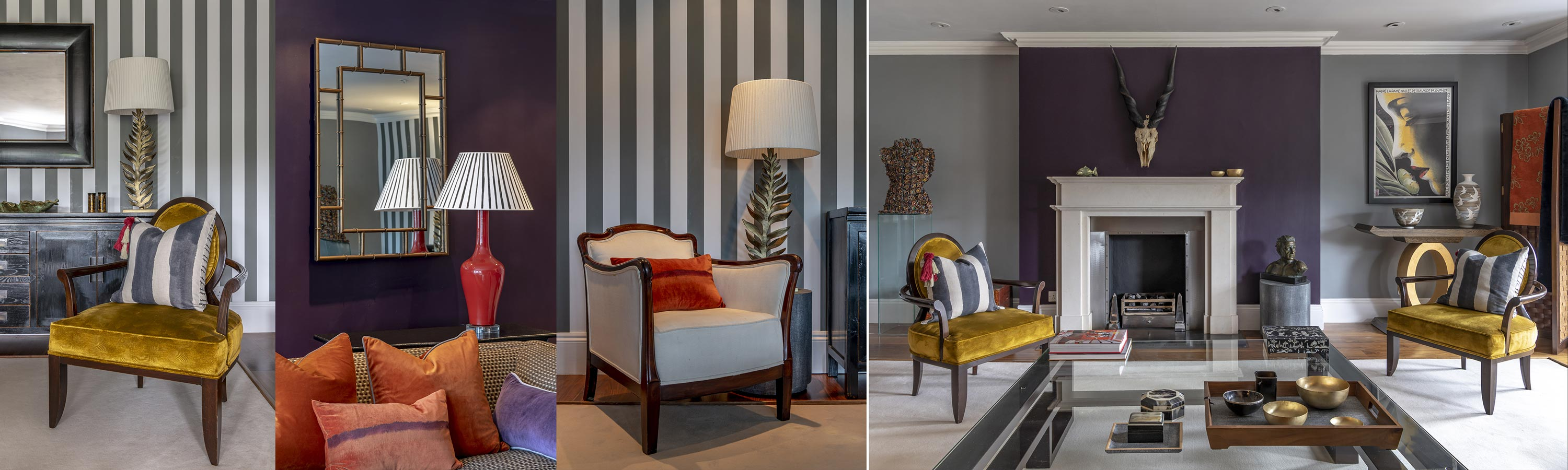 Interior Design Photos for Diana Chick, shot by Colin Walton at WaltonCreative