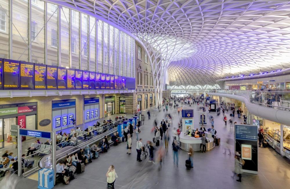 London King's Cross Station