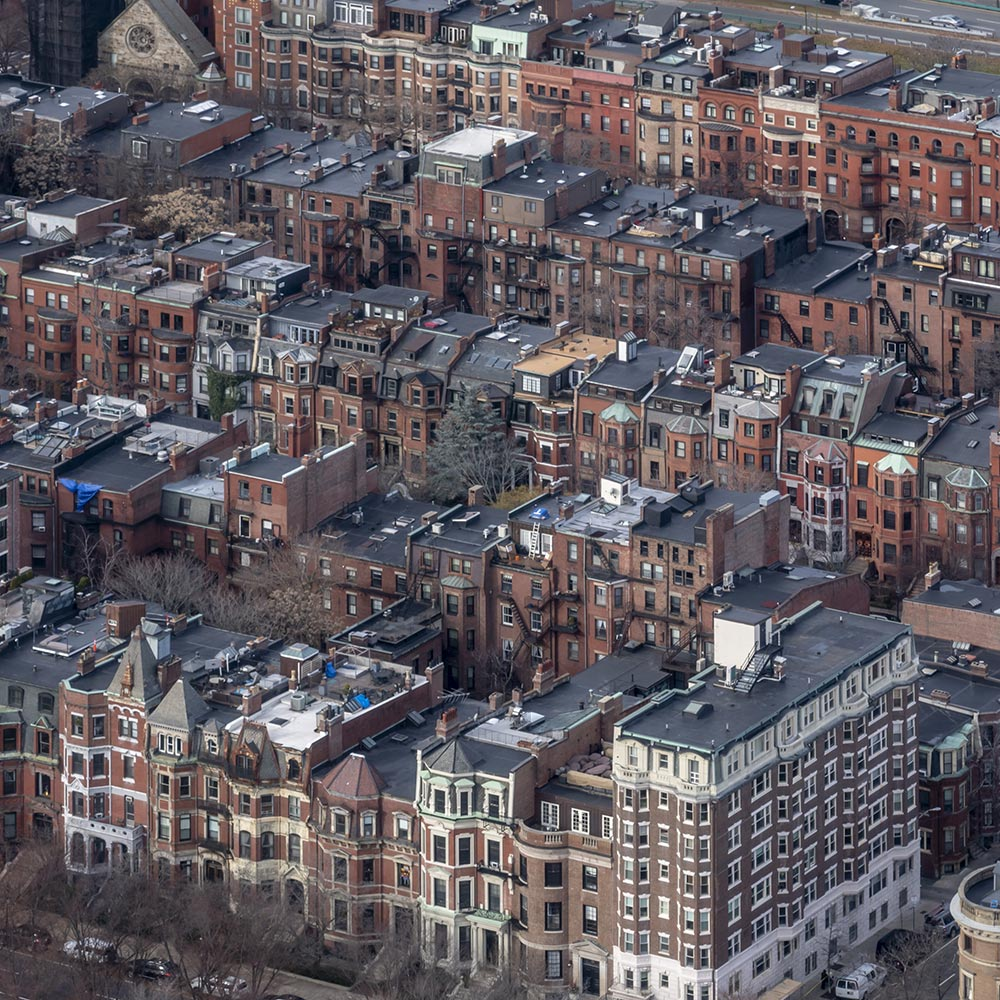 Boston from the Prudential Building - 181129wc856815-3