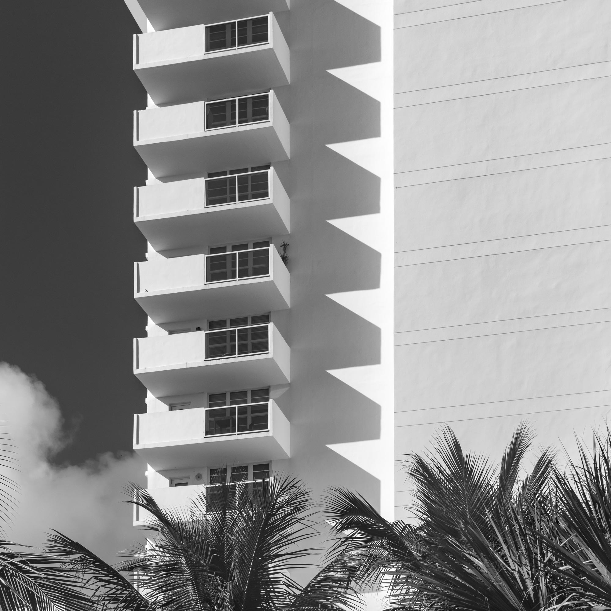 Patterns - Balconies Miami Beach