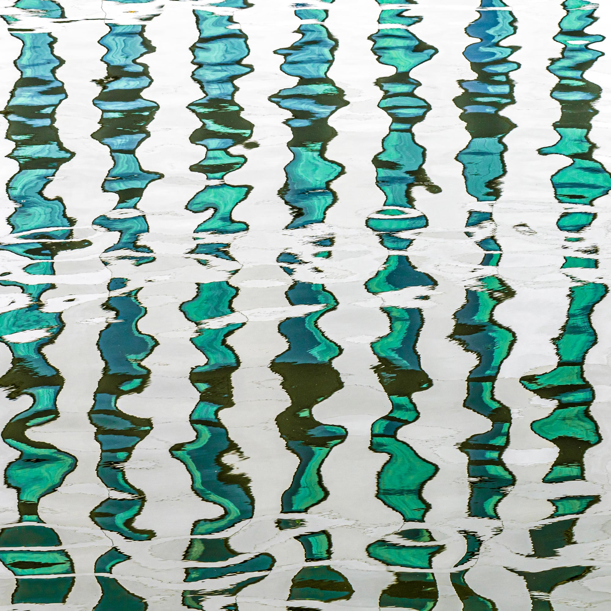 Patterns - Water Reflections