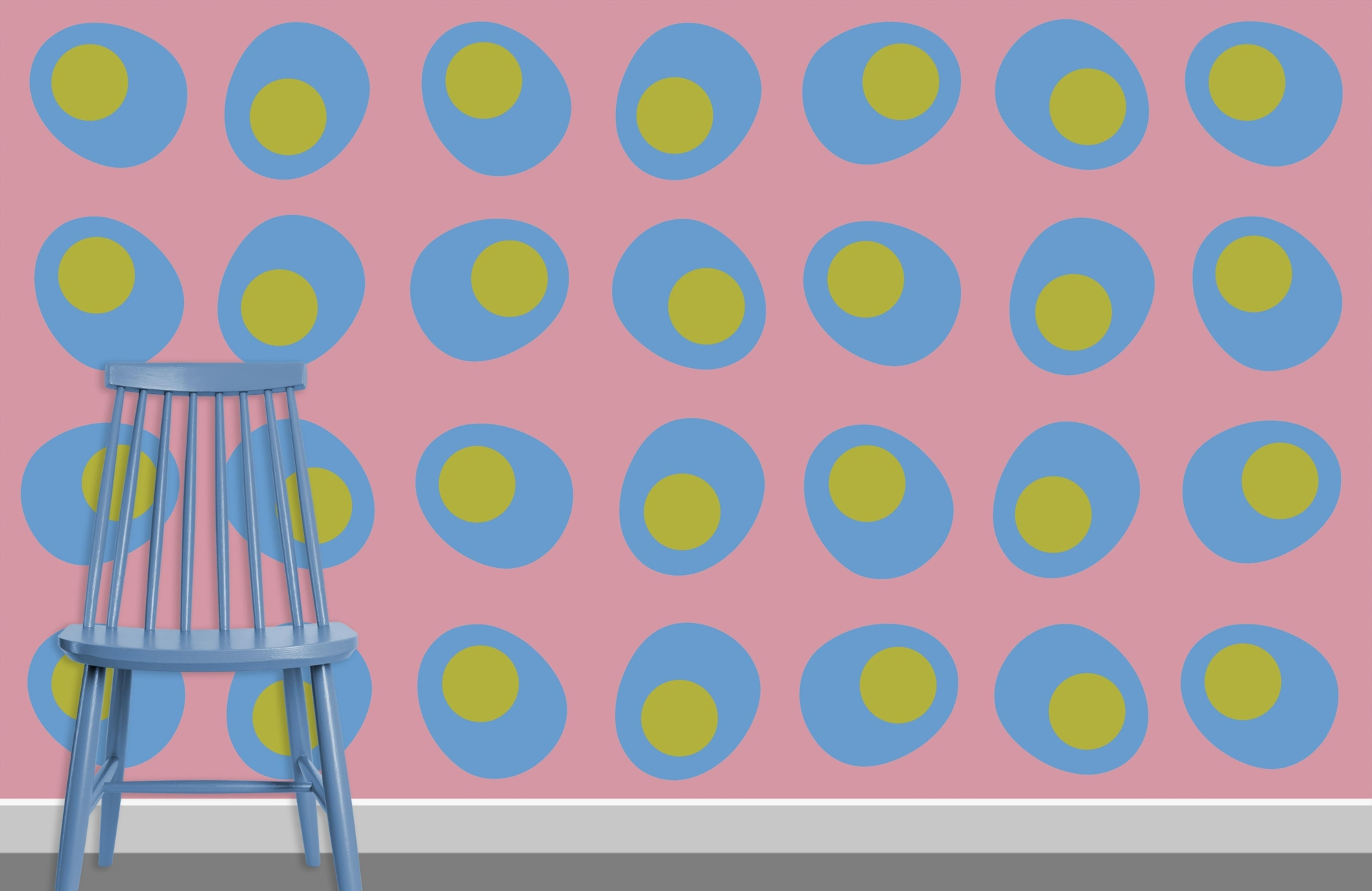 Egg Cups Pattern Design F 17 31 16 Mega