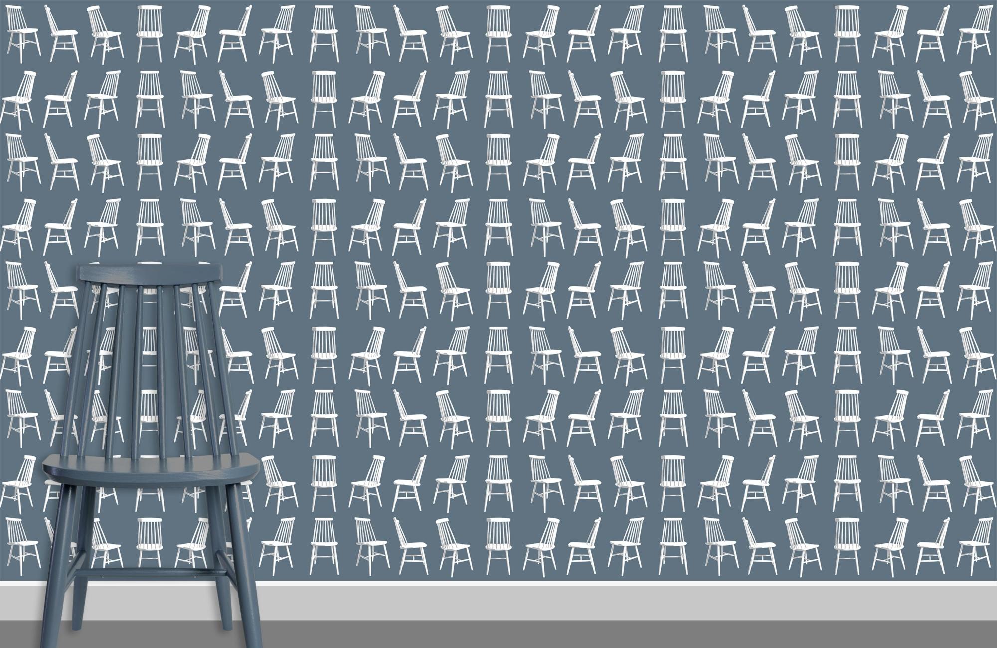 Mid Century Chairs Pattern G 3CD