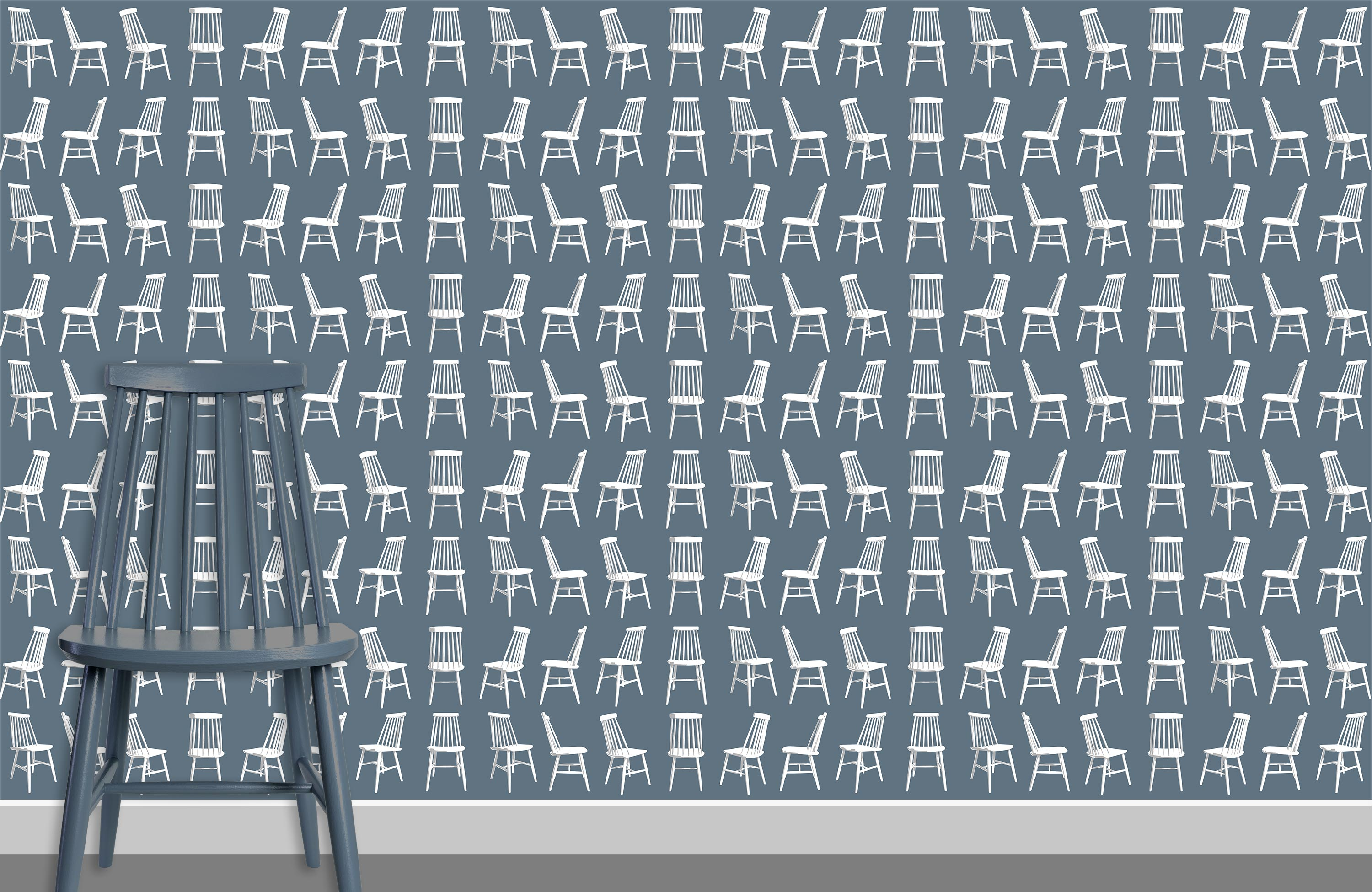 Mid Century Chairs Pattern G 3CD