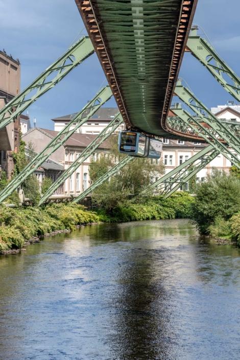 Wuppertal Schwebebahn Monorail, Germany 190905wc859632
