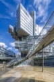 Featured Deconstructivist building of the German Bank Nord:LB in Hannover, Germany 200929wc859773