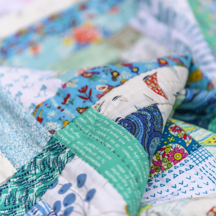 Quilted Patchworks by Carolyn Forster for Fox Chapel 210823wc853692