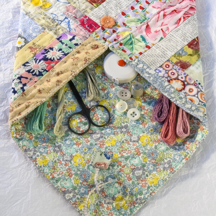 Quilted Patchworks by Carolyn Forster for Fox Chapel 210826wc853850