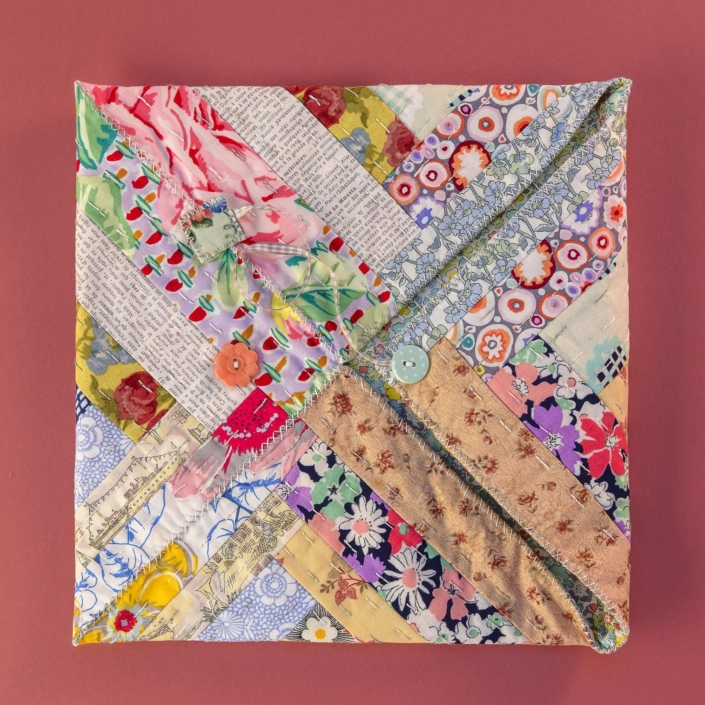 Quilted Patchworks by Carolyn Forster for Fox Chapel 210826wc853864