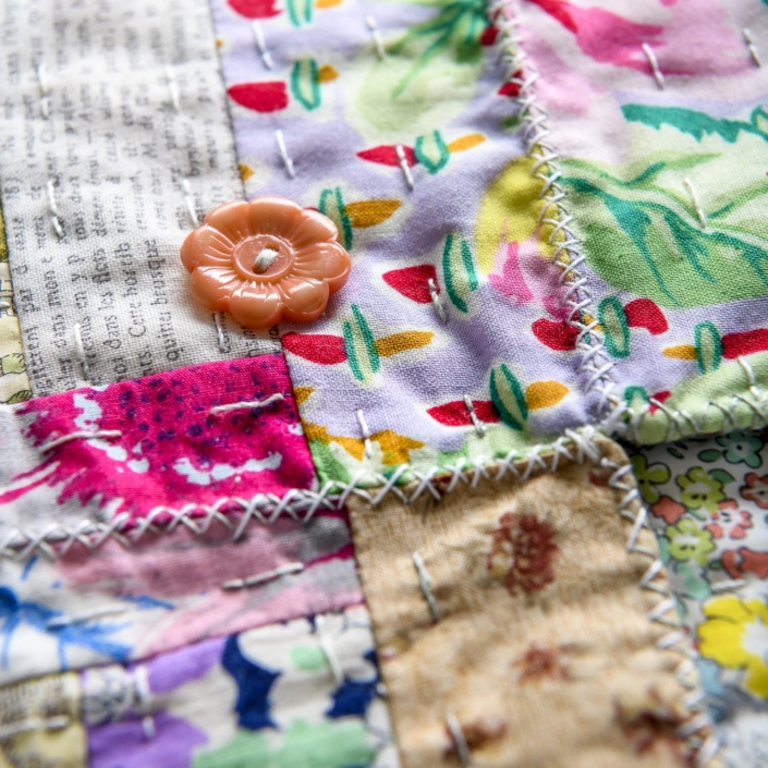 Quilted Patchworks by Carolyn Forster for Fox Chapel 210826wc853943