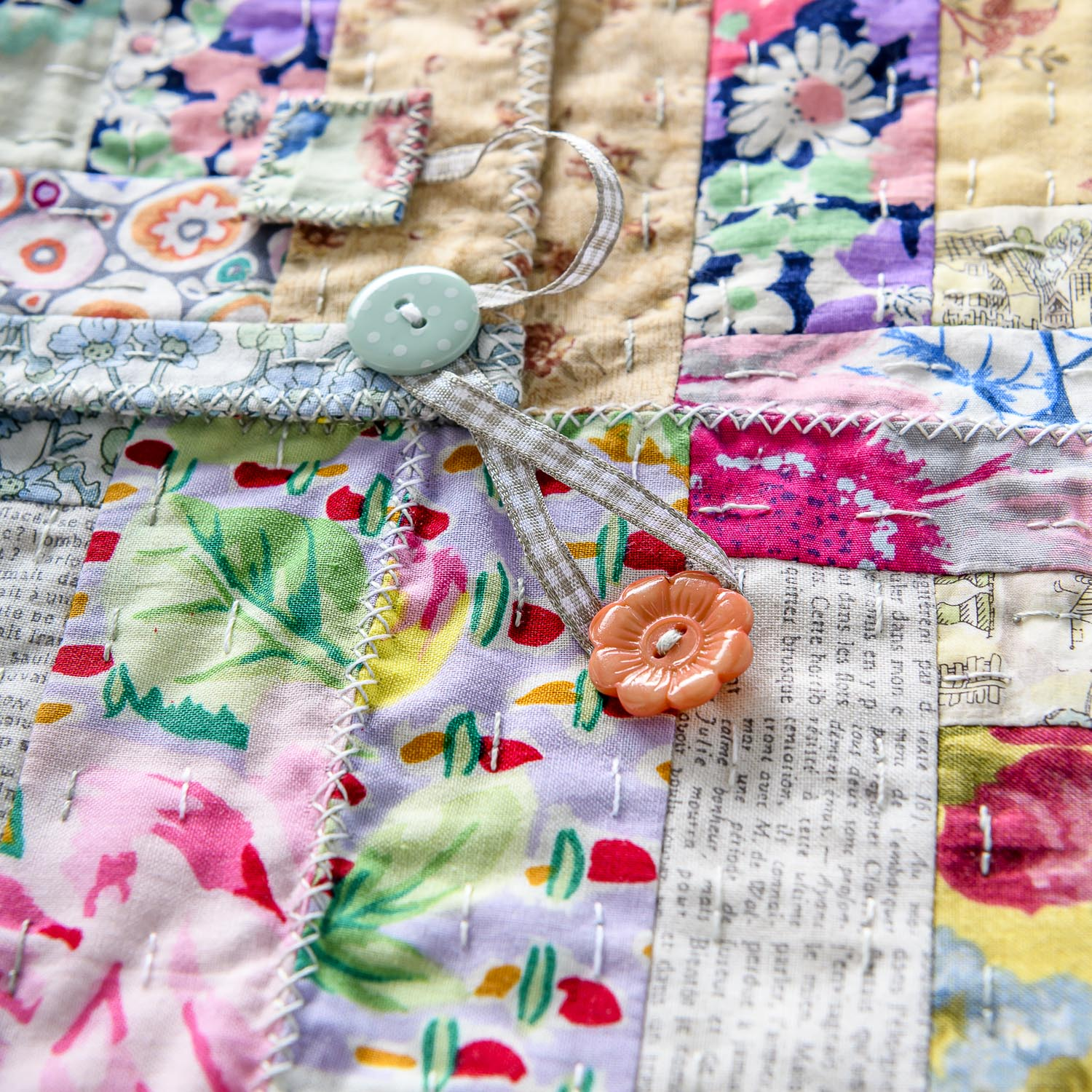 Quilted Patchworks by Carolyn Forster for Fox Chapel 210826wc853953